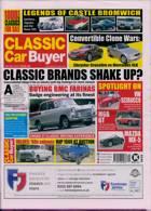 Classic Car Buyer Magazine Issue 19/05/2021