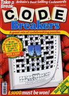 Take A Break Codebreakers Magazine Issue NO 6
