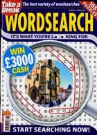 Take A Break Wordsearch Magazine Issue NO 6