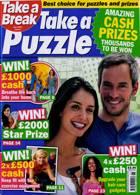 Take A Break Take A Puzzle Magazine Issue NO 6