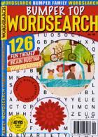 Bumper Top Wordsearch Magazine Issue NO 190