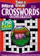 Tab Mini Crossword Coll Magazine Issue NO 129