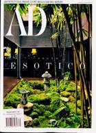 Architectural Digest Italian Magazine Issue NO 475