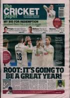 Cricket Paper Magazine Issue 16/05/2021