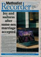 Methodist Recorder Magazine Issue 09/07/2021