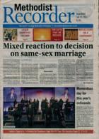 Methodist Recorder Magazine Issue 16/07/2021
