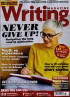 Writing Magazine Issue AUG 21