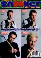 Snooker Scene Magazine Issue AUG 21