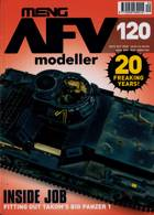Meng Afv Modeller Magazine Issue NO 120