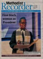 Methodist Recorder Magazine Issue 02/07/2021