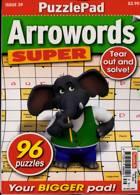 Puzzlelife Arroword Super Magazine Issue NO 39