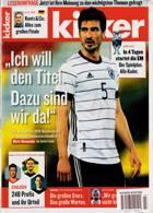 Kicker Montag Magazine Issue NO 23