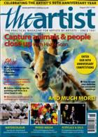 Artist Magazine Issue AUG 21