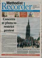 Methodist Recorder Magazine Issue 24/09/2021