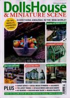 Dolls House & Miniature Scene Magazine Issue AUG 21