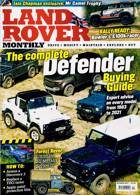 Land Rover Monthly Magazine Issue OCT 21