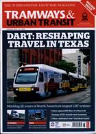 Tramways And Urban Transit Magazine Issue AUG 21