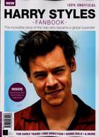 Bz Ult Harry Styles Fanbook Magazine Issue ONE SHOT