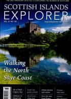 Scottish Islands Explorer Magazine Issue AUG-SEP