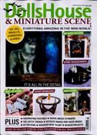 Dolls House & Miniature Scene Magazine Issue OCT 21