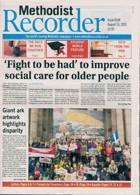 Methodist Recorder Magazine Issue 13/08/2021