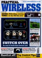 Practical Wireless Magazine Issue AUG 21
