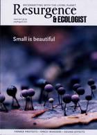 Resurgence And Ecologist Magazine Issue JUL-AUG