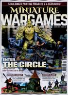 Miniature Wargames Magazine Issue AUG 21