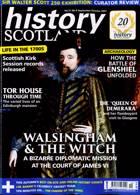 History Scotland Magazine Issue SEP-OCT