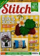 Stitch Magazine Issue AUG-SEP
