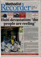 Methodist Recorder Magazine Issue 27/08/2021