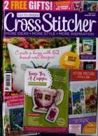 Cross Stitcher Magazine Issue NO 373