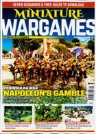 Miniature Wargames Magazine Issue SEP 21