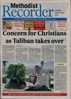 Methodist Recorder Magazine Issue 20/08/2021