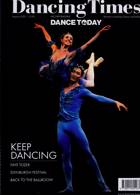 Dancing Times Magazine Issue AUG 21