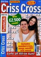 Family Criss Cross Magazine Issue NO 316