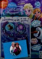 Frozen Funtime Magazine Issue NO 24