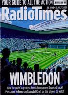 Radio Times London Edition Magazine Issue 26/06/2021