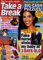 Take A Break Magazine Issue NO 26