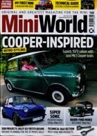 Mini World Magazine Issue JUL 21