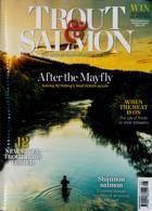 Trout & Salmon Magazine Issue AUG 21