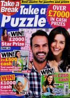 Take A Break Take A Puzzle Magazine Issue NO 7