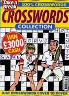 Take A Break Crossword Collection Magazine Issue NO 8