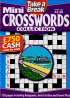 Tab Mini Crossword Coll Magazine Issue NO 130