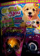 Animals And You Magazine Issue NO 275