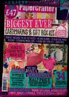 Papercrafter Magazine Issue NO 162