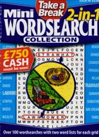 Tab Mini 2 In 1 Wordsearch Magazine Issue NO 40