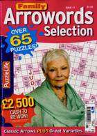Family Arrowords Selection Magazine Issue NO 41