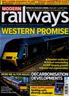 Modern Railways Magazine Issue JUL 21
