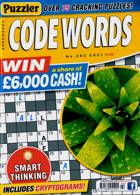 Puzzler Codewords Magazine Issue NO 302
